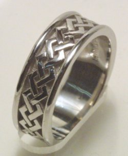 viking wedding bands rings and diamond engagement rings - Viking Wedding Rings