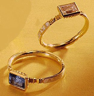 Museum Reproductions Wedding Bands and Posey Rings