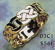 To order any celtic wedding ring call 201-659-0802